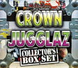 MIGHTY CROWN / CROWN JUGGLAZ-COLLECTOR'S BOX SET-