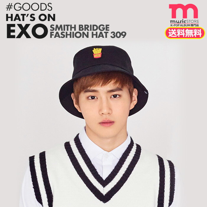 コレクション, その他  EXOSUHO SMITH BRIDGE FASHION HAT 309 (BK) EXO HATs ON