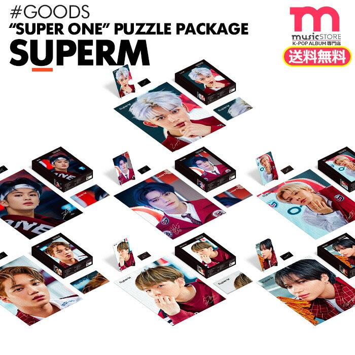 CD, 韓国(K-POP)・アジア  SuperM (1000) M TAEMIN BAEKHYUN KAI TAEYONG TEN MARK LUCAS SHINee EXO NCT WayV PUZZLE
