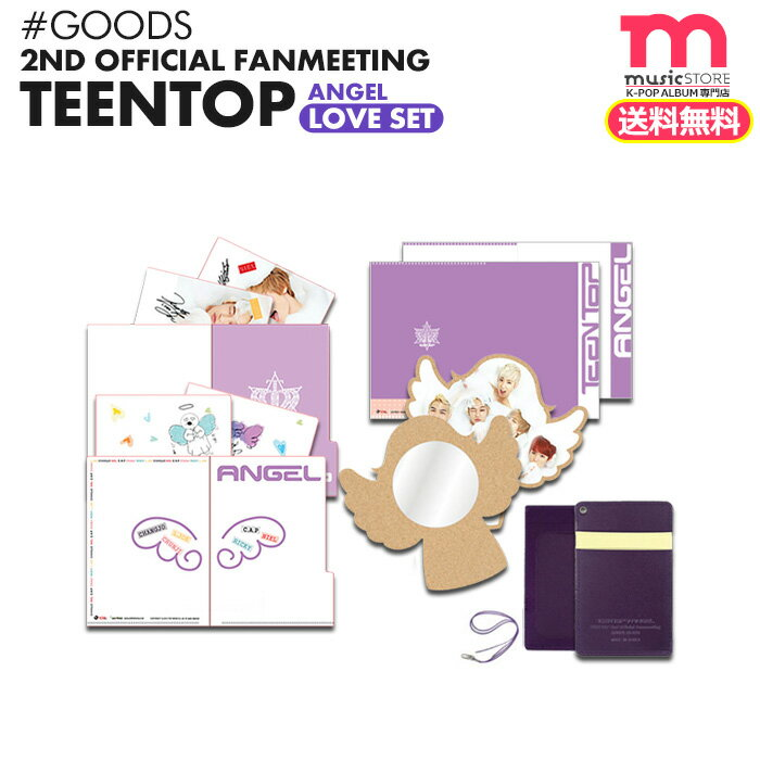 韓国(K-POP)・アジア, 韓国(K-POP)  ANGEL LOVE SET 2013 TEEN TOP 2nd FANMEETING