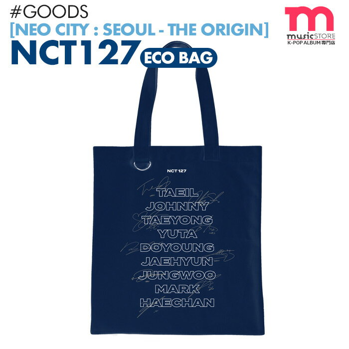 韓国(K-POP)・アジア, 韓国(K-POP) NCT127ECO BAG1 Beyond the Origin
