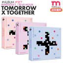 ★★ TOMORROW X TOGETHER アルバム minisode1 : Blue Hour  3種セット ポスタなしで格安、1次予約 TXT 必ず、韓国チャト反映