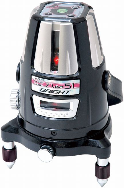 レーザーロボNeo51 BRIGHT 77362 シンワ測定:工具屋のプロ