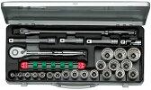 12.7sq.ソケットレンチセット[26点] TB420X KTC(京都機械工具)