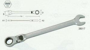 【SIGNET ロッキングスイベルギアレンチ 38014 14mm】ロッキングスイベルギアレンチ 14mm 3...
