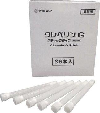 大幸薬品 クレベリンG スティックタイプつめかえ用 STICKR36
