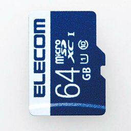【決算SALE!9月20日・25日はP5倍!】エスコ(ESCO) 64GB マイクロSDXCメモリーカード EA759GL-17D