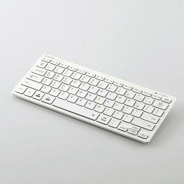 エスコ(ESCO) 287x122x20.4mm ワイヤレスキーボード(白) EA764AB-8B