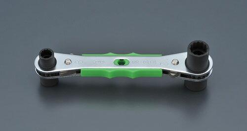 締付工具, レンチ・スパナ (ESCO) 10x13-12x14 4 EA602DE-7