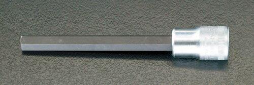 締付工具, レンチ・スパナ (ESCO) 12sqx10mm140mm HEX EA617ZL-210