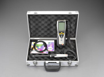 エスコ(ESCO) 温度・湿度計セット(デジタル) EA742DT-0A