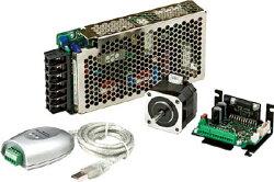 [[CSA-UP56D1-PSU4(3350)]]コントローラ内蔵マイクロステップドライバ&ステッピングモータCSA-UP56D1-PSU4シナノケンシ