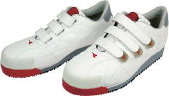 DIADORA安全工作鞋IBIS白27.5cm IB11-275 diadora(DIADORA)