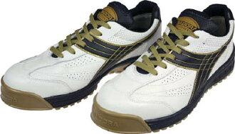 DIADORA安全工作鞋皮科克白/黑27.5cm PC12-275 diadora(DIADORA)