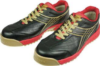 DIADORA安全工作鞋皮科克黑27.5cm PC22-275 diadora(DIADORA)