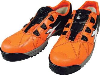 DIADORA安全工作鞋finchi橙/白/黑28.0cm FC712-280 diadora(DIADORA)