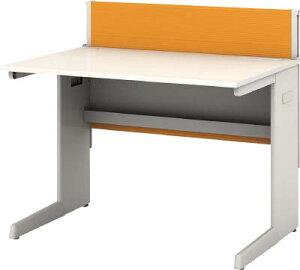 【直送】【代引不可】IRIS(アイリスチトセ) デスクパネル・コンセント付 デスク幅1000mm オレンジ CPD-1070-W-OG