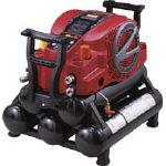 45気圧エアコンプレッサ5連装エアタンク(高常圧エア取出口計4箇所) AK-HL1250E2(27L) MAX(マックス)