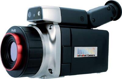 Avio(日本アビオニクス) 赤外線サーモグラフィカメラ インフレック 高画質・高解像度タイプ R500