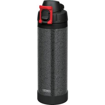 サ−モス 真空断熱ハードワークボトル 1リットル ブラック FHS-1000WK-HTB