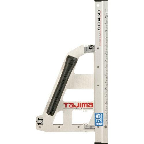 TJM(タジマ)丸ノコガイド450mmMRG-S450