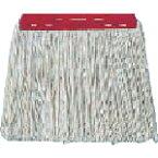 モップ替糸 糸ラーグ E-8 260g 赤 C-313-8-260R コンドル(CONDOR)