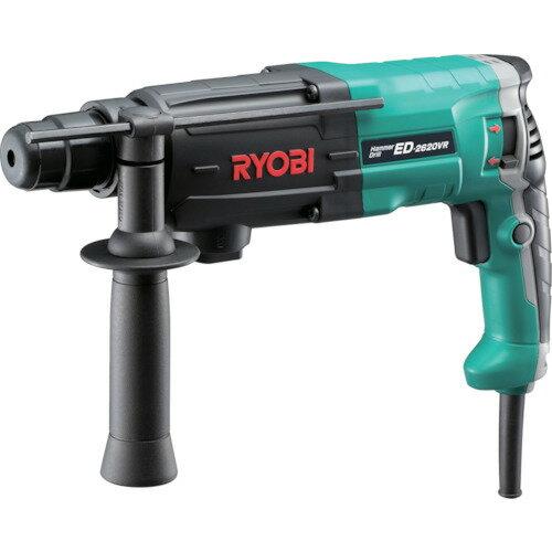 穴あけ・締付工具, 電動ドリル・ドライバードリル (RYOBI) SDS ED-2620VR 654902A