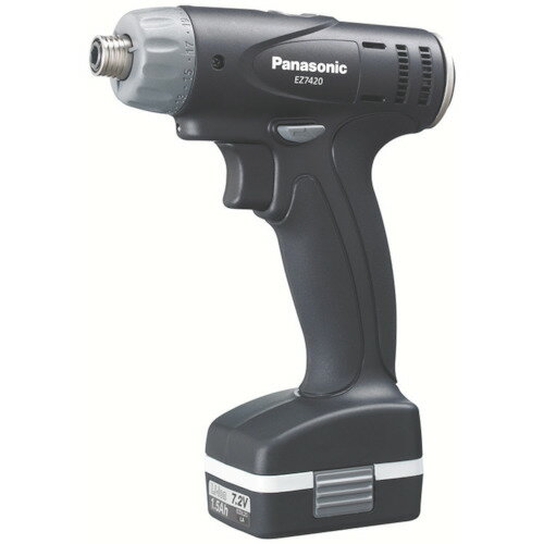 穴あけ・締付工具, 電動ドリル・ドライバードリル Panasonic() 7.2V EZ7420LA2S-B