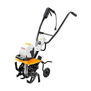 力強く、使いやすい。家庭菜園向け電気耕うん機電気カルチベータ(耕うん機) ACV-1500 リョ...