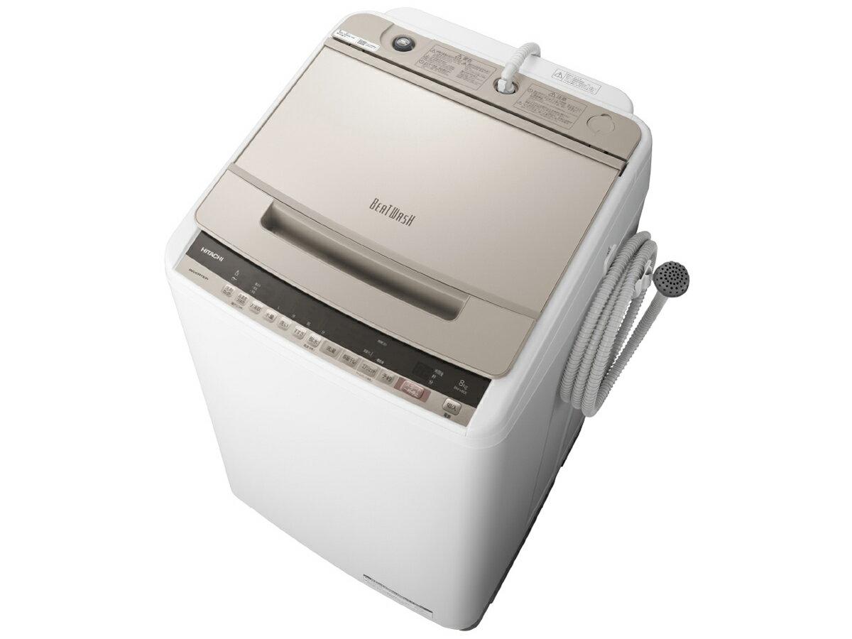 全自動洗濯機 ビートウォッシュ BW-V80E N