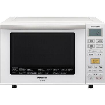 パナソニック Panasonic NE-MS234-W [オーブンレンジ エレック 1段調理タイプ 23L ホワイト]※基本送料無料(沖縄・離島別)