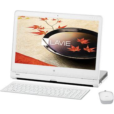 【訳あり】日本電気 NEC PC-HF350CAW [LAVIE Hybrid Frista HF350/CA /タッチパネル式15.6型ワイド液晶/Core i3-5015U(2.1GHz)/HDD 1TB/ブルーレイドライブ/Windows 10 Home/ピュアホワイト]【リフレッシュPC 6ヶ月保証】※基本配送料無料(沖縄・離島別)