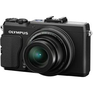 メーカー:OLYMPUS 発売日:2012年10月オリンパス OLYMPUS XZ-2 BLK [STYLUS 1200万画素 裏面照...