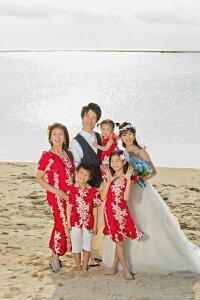 ハワイ・グアム・沖縄挙式、結婚式用キッズムームー(子供用ワンピース)スカイブルーレンタル料一律サイズ90cm100cm110cm120cm130cm140cm150cm