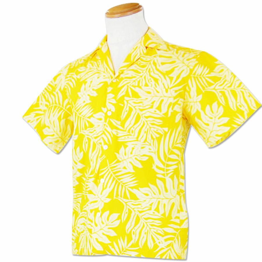 【レンタル】アロハシャツ Type.A 【新商品】【9.イエロー】