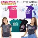 フラダンス 福袋 送料無料でTシャツ2枚セット