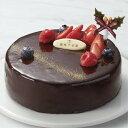 ☆クリスマス☆【銀座千疋屋】ベリーのチョコレートケーキ