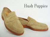 Hush Puppies(ハッシュパピー)M104FX/ホーン【定番】【送料無料】メンズコンフォートシューズ/ローファー/カジュアル/正規販売店/ピックスキン