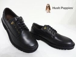 HushPuppies(ハッシュパピー)M-5738/スムースクロ【送料無料】【当店スペシャル価格】メンズコンフォートシューズ/紳士靴/4E/大塚製靴/カジュアルシューズ/ファスナー付