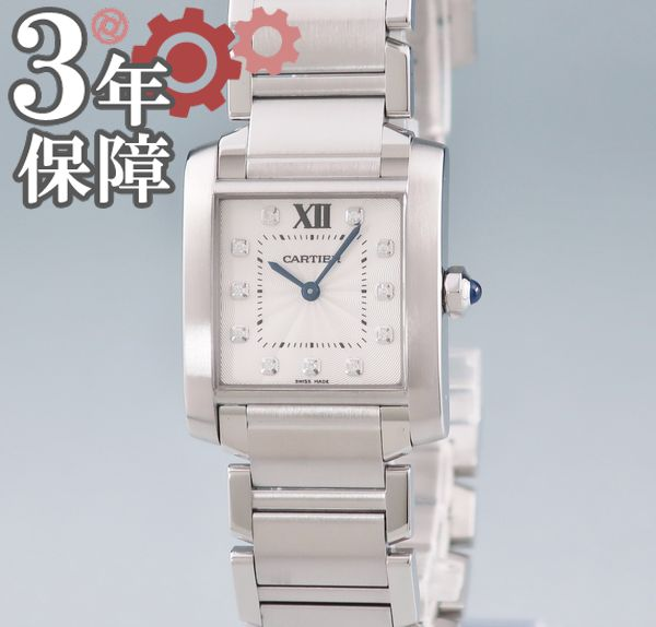 腕時計, レディース腕時計 215 Cartier MM WE110007