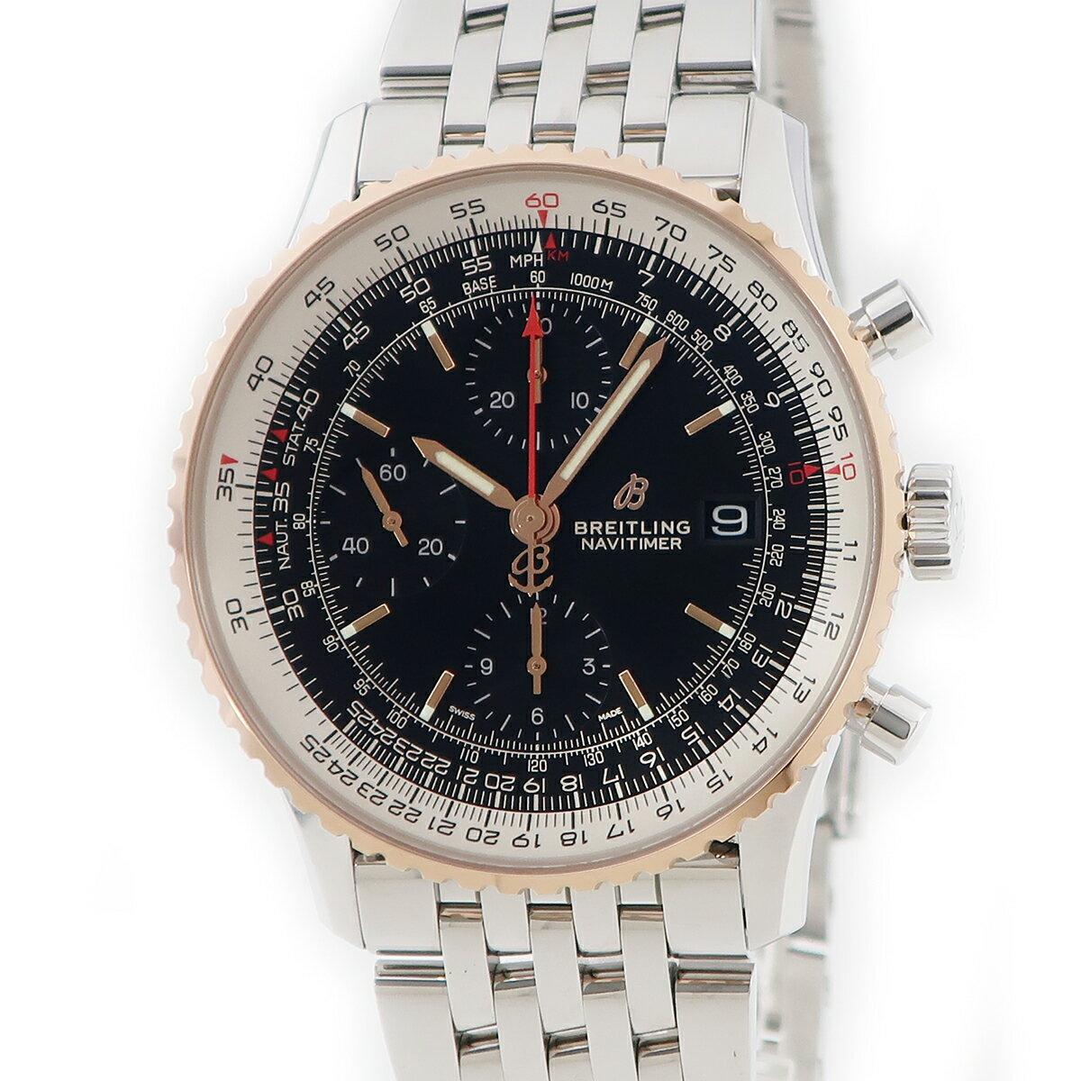 腕時計, メンズ腕時計 3 BREITLING 1 U13324 41mm K18RGxSS