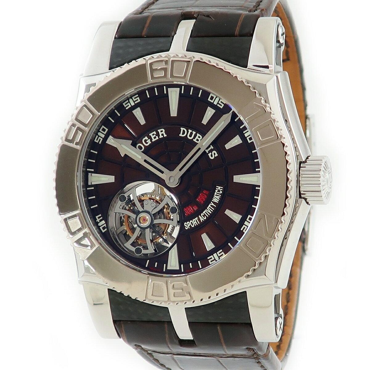 腕時計, メンズ腕時計  Roger Dubuis SE48 K18WGxSS 280