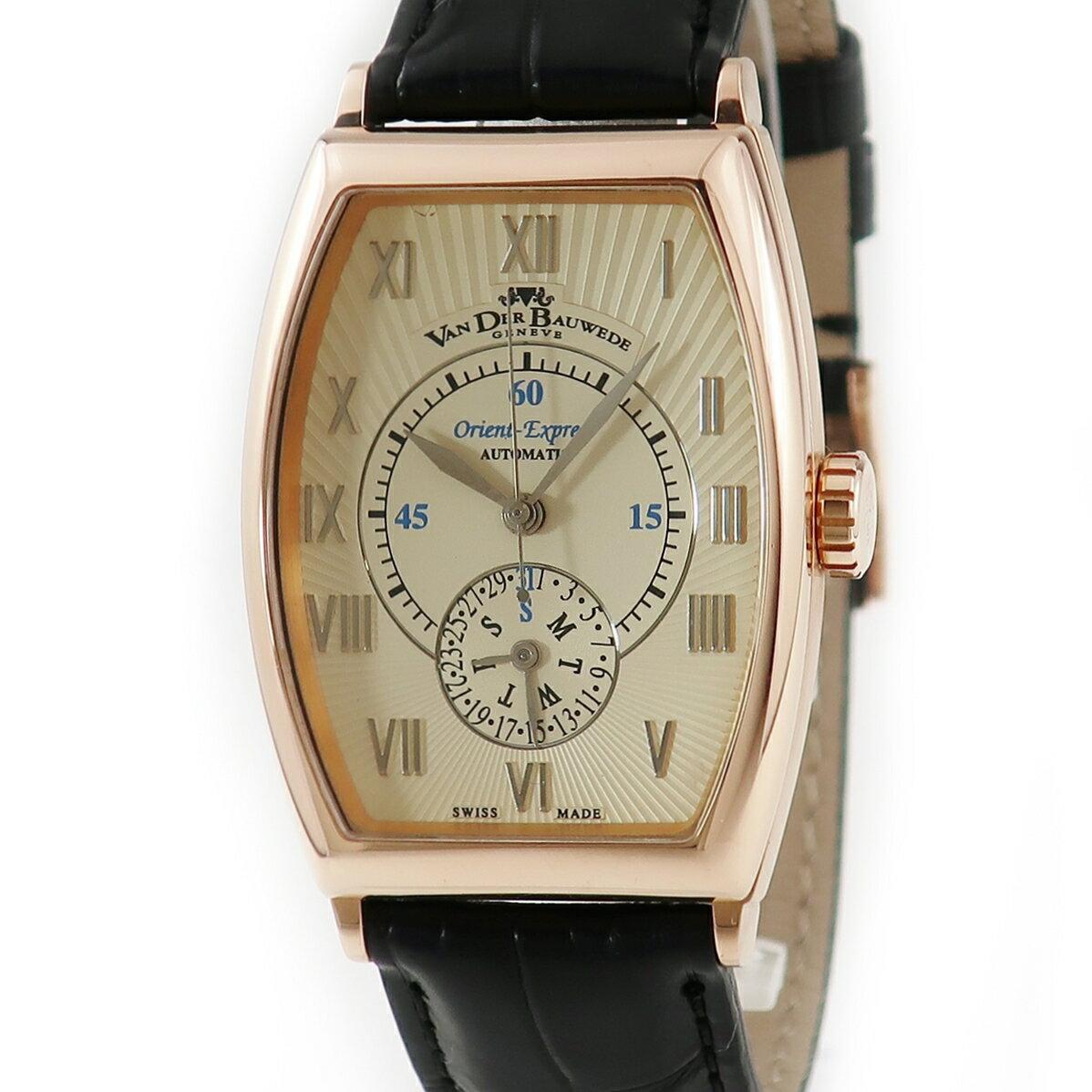 腕時計, メンズ腕時計  VAN DER BAUWEDE K18PG