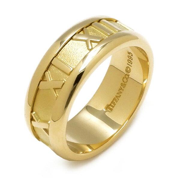 レディースジュエリー・アクセサリー, 指輪・リング  Tiffany Co K18YG 750YG 18 10