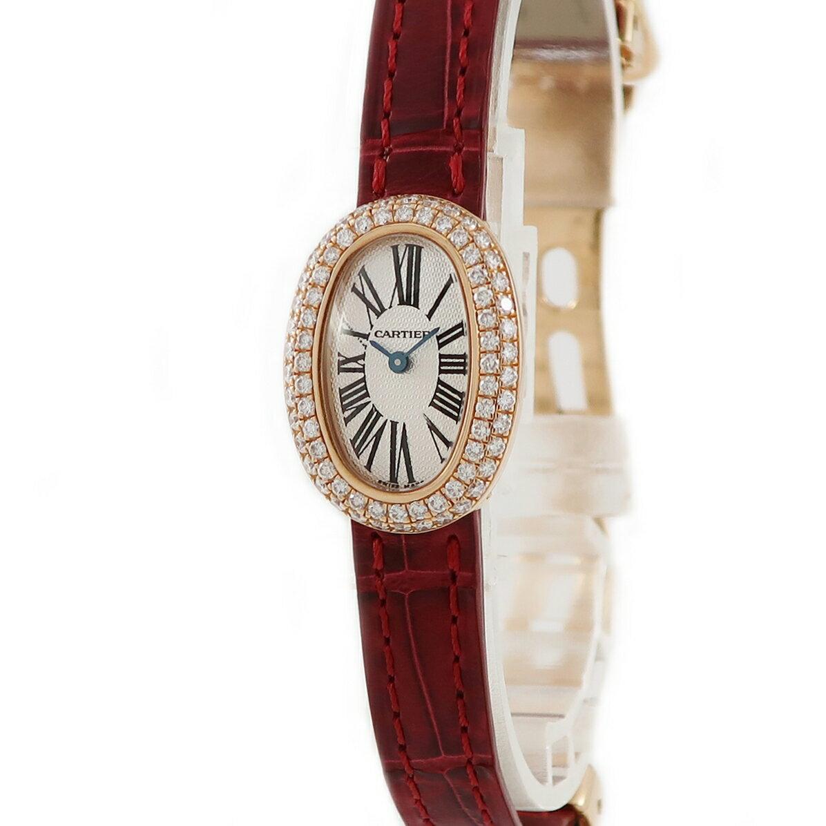 腕時計, レディース腕時計  Cartier WB511151 K18PG