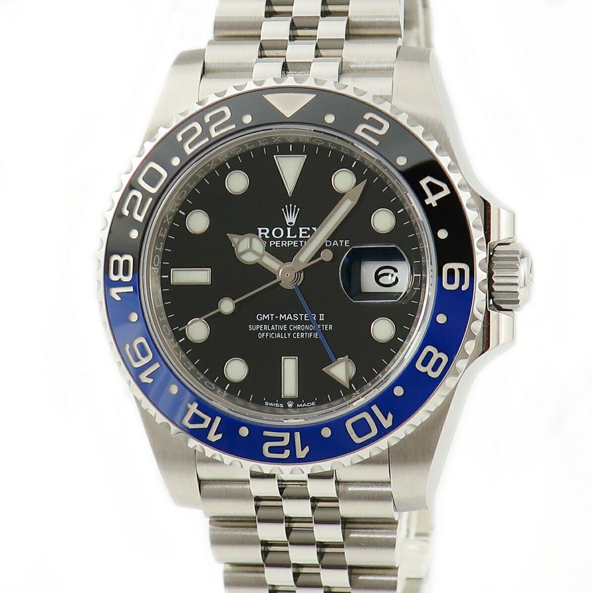 腕時計, メンズ腕時計  ROLEX GMT2 126710BLNR
