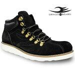 ドラゴンベアードブーツDRAGONBEARDDX-8810BLK靴