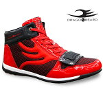 ドラゴンベアードスニーカーDRAGONBEARDDB-1109REDドラゴンベアードDB1109レッドメンズスニーカーメンズ靴紳士靴ハイカットスニーカー