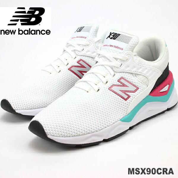 レディース靴, スニーカー  newbalance MSX90 CRA WHITE