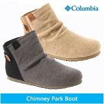 コロンビアブーツチムニーパークブーツColumbiaChimneyParkBootYU3805靴コンフォートブーツ